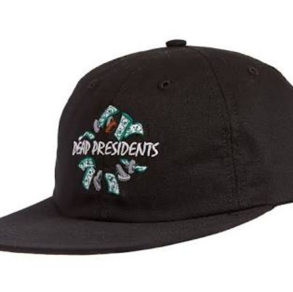 f05a3aac Nwt supreme dead presidents 6 panel hat. NWT. Supreme. $115 $0. Size